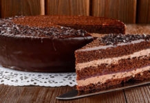 Пражский торт со вкусом праздника