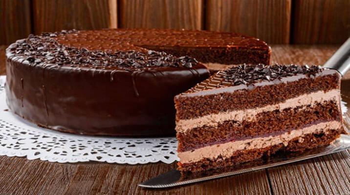 Как сделать торт таким как магазинный