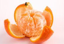 Сила в кожуре мандарина