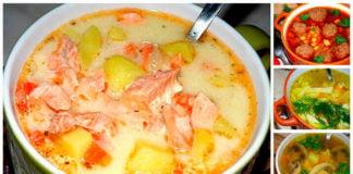 самый вкусный суп