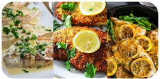 варианты приготовления курицы