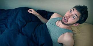 Почему мы дергаемся, когда засываем