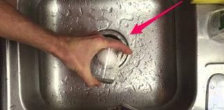 почистить яйцо за 5 секунд