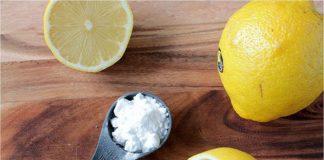 Сода и лимон лекарство
