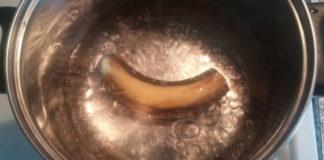 банан перед сном