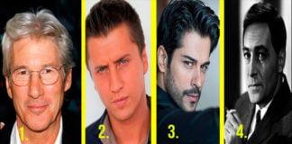 Выбери типаж мужчины