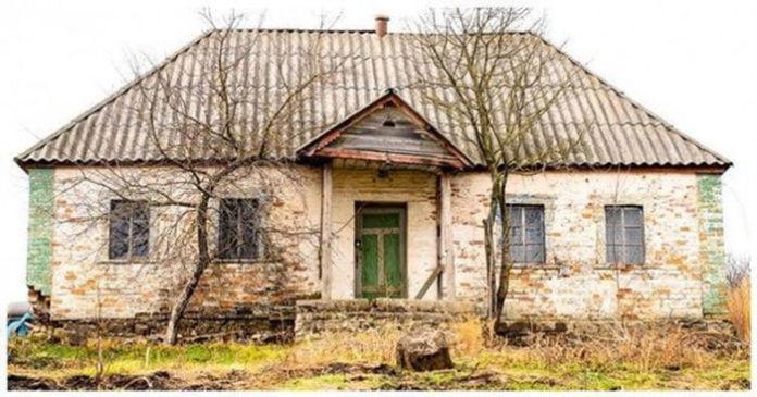 фото заброшенного дома