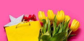 необычные подарки на 8 Марта