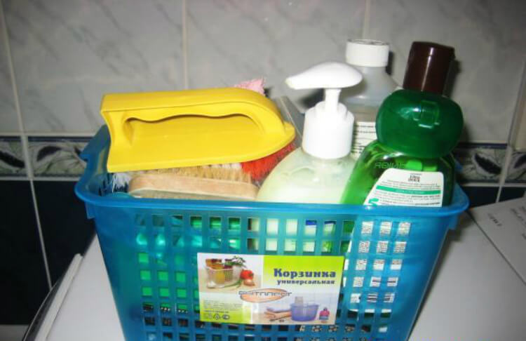 Как убрать квартиру быстро