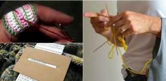 Легкое вязание