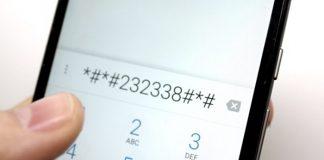секретные коды для Андроид