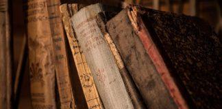 чем пахнут старые книги