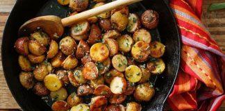 волшебный картофель