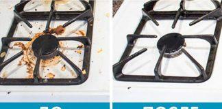 чистка кухни
