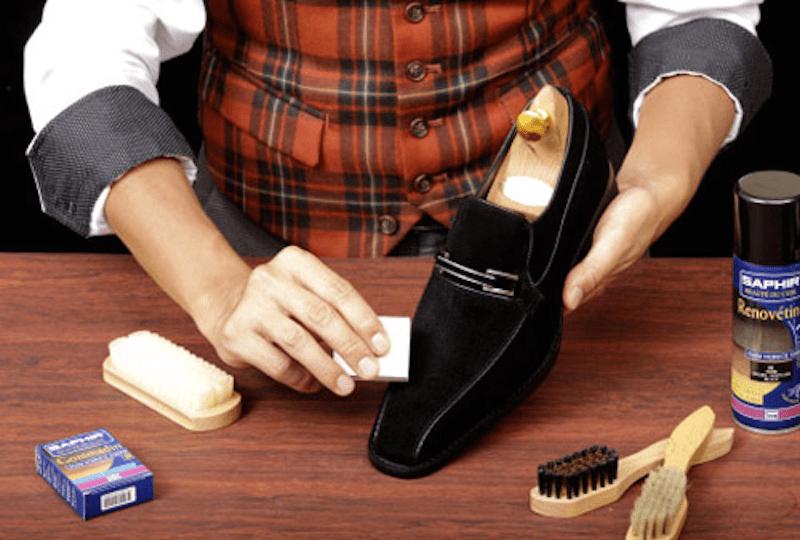 7d13bf374 Как нужно ухаживать за замшевой обувью, чтобы она прослужила дольше ...