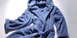 Как стирать махровый халат