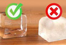 Прозрачный лед