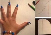 Простая выкройка рукава