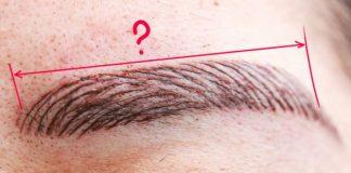 волосковый татуаж бровей