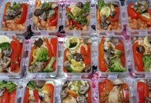 Заготовка еды
