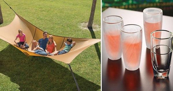 20 изобретений для летнего отдыха