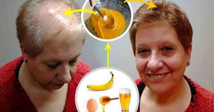 Домашняя маска от выпадения волос