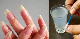 как укрепить свои ногти