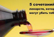 Сочетание лекарств