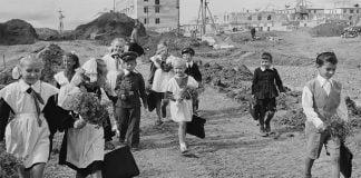 30 ярких снимков советского фотографа