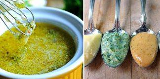 Рецепт приготовления соуса