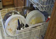 Эксплуатация посудомоечной машины
