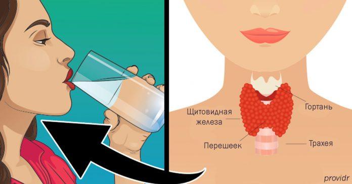 Как решить проблемы со щитовидной железой